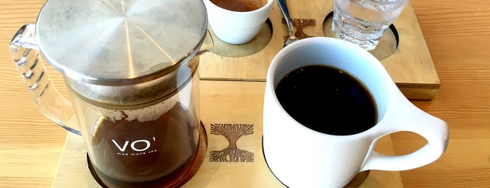 Hawthorn Coffee is one of San Diego weekend.