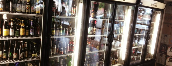 Bottlecraft Beer Shop & Tasting Room is one of Craft Beer Hot Spots in San Diego.