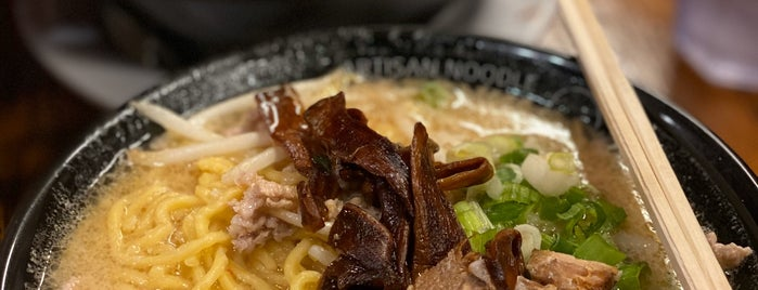 Artisan Noodle Tatsuki is one of San Diego.