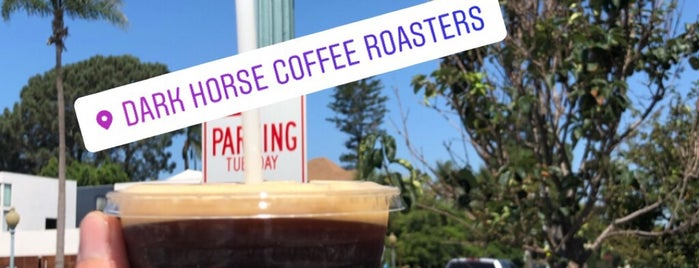 Dark Horse Coffee Roasters is one of San Diego.