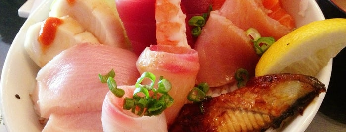 RB Sushi is one of SD: Food & Drinks.