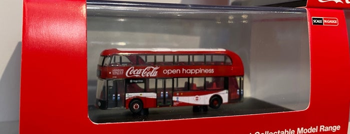 London Transport Museum Shop is one of London.