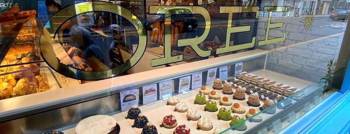 Orée is one of London.