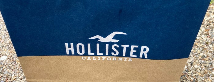 Hollister Co. is one of Went Before 5.0.