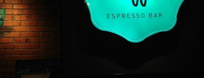 Kaffa Espresso Bar is one of Kopi Places.