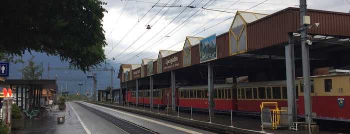 Bahnhof Wilderswil is one of Locais curtidos por Vangelis.