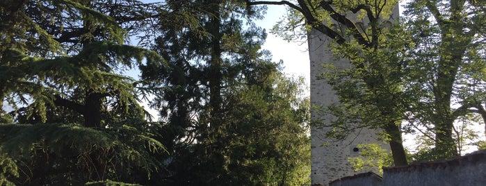 Schirmerturm is one of Lugares guardados de Meg.