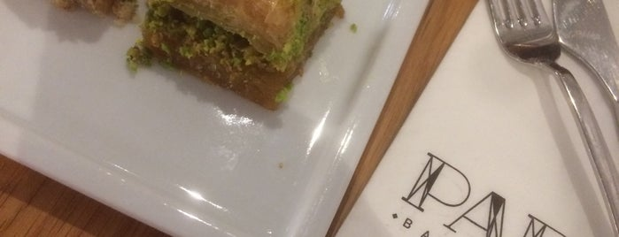 Eataly pare baklava&bar is one of Chill.