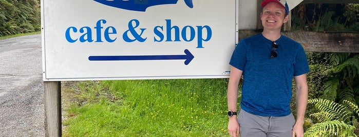 Salmon Farm Cafe & Shop is one of Jorge'nin Beğendiği Mekanlar.