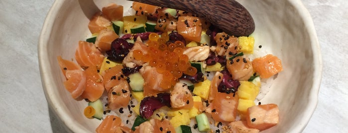 NUDE Seafood is one of Celine 님이 좋아한 장소.