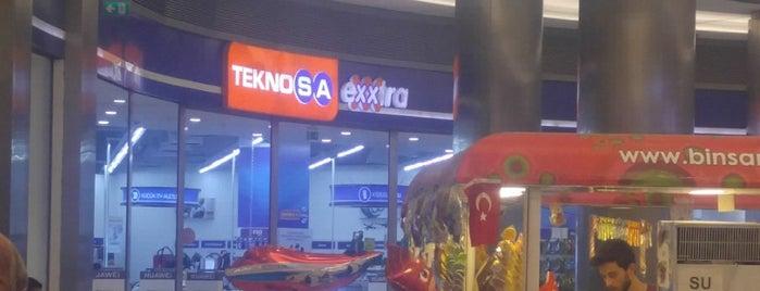 Teknosa is one of Tempat yang Disukai 🇹🇷.