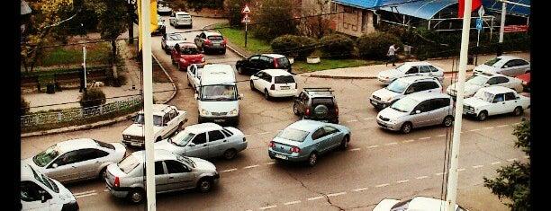 Администрация Прикубанского внутригородского округа Краснодара is one of สถานที่ที่ Георгий ถูกใจ.