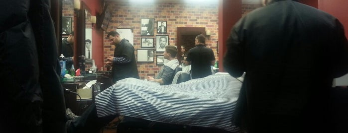 Fifth Ave Barber Shop is one of Haircut.
