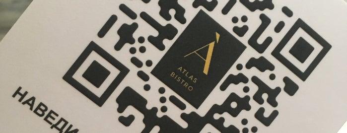 Atlas Bistro is one of SPB.