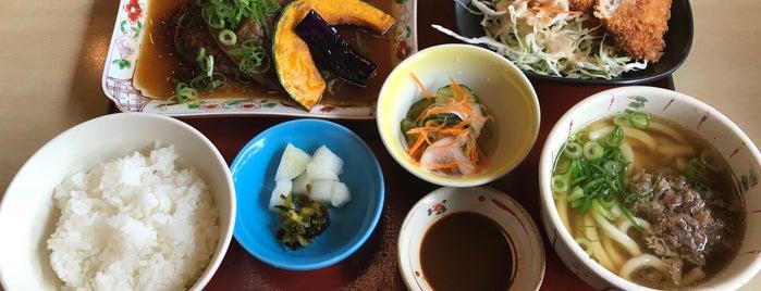 Must-visit 和食店 in 山口市