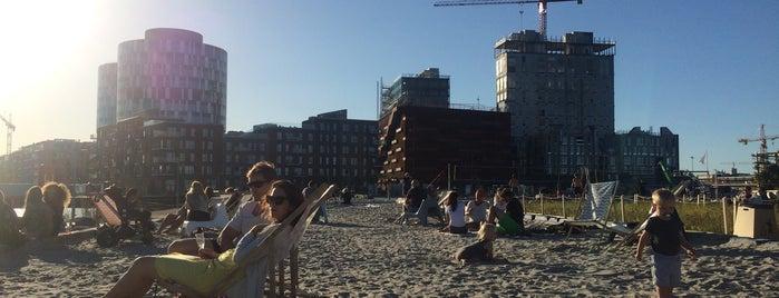 Redmolen Beach Bar is one of Copenhagen.