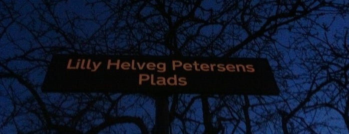 Lilly Helveg Petersens Plads is one of Plaza-sightseeing i København.