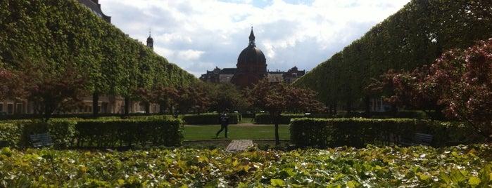 Julius Thomsens Plads is one of Plaza-sightseeing i København.