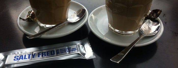 Designcafeen is one of Dagligdagstips: Mest fra Ydre 2200 +Ydre 2100.