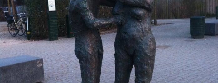 Kejserinde Dagmars Plads is one of Plaza-sightseeing i København.