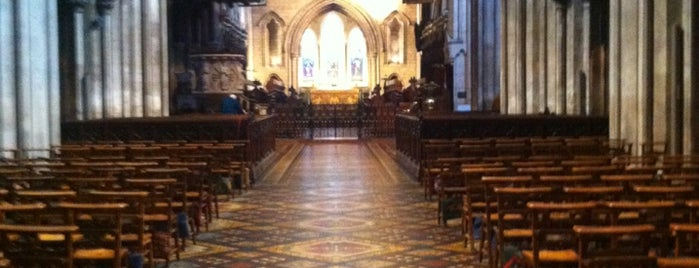 St Patrick's Cathedral | Ardeaglais Naomh Pádraig is one of 4 days in Dublin.