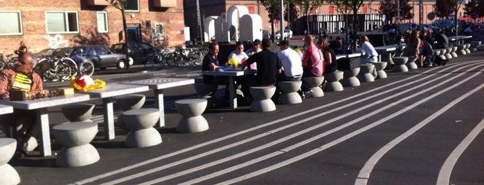 Den Sorte Plads is one of Dagligdagstips: Mest fra Ydre 2200 +Ydre 2100.