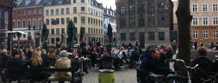 Sankt Hans Torv is one of Plaza-sightseeing i København.