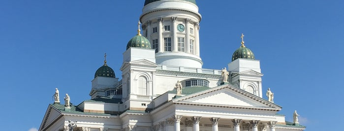 AmCham Finland Senate Square is one of Need to visit.