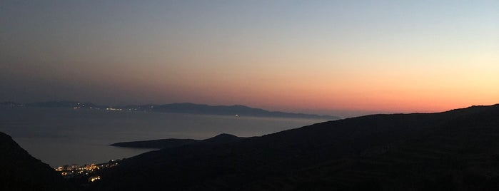 Drosia is one of Tinos.