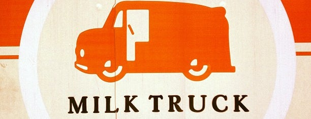 Milk Truck Grilled Cheese is one of carritos en NyC.