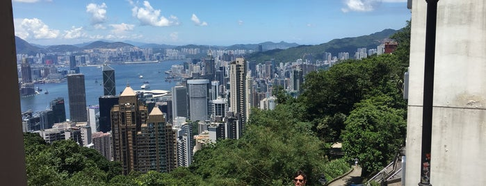 Victoria Peak is one of Keith's Liked Places.