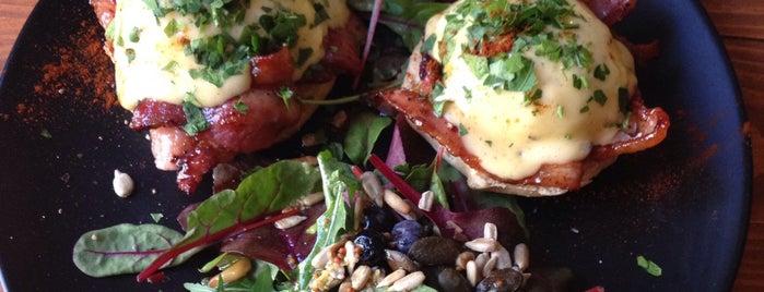 the future breakfast is one of Locais salvos de Marcel.