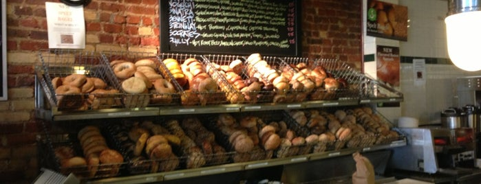 Brooklyn Bagel & Coffee Company is one of Top picks for Bakeries.