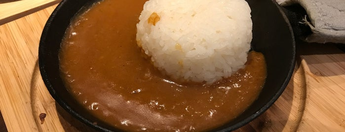 CURRY&CAFE KUH is one of Miyazaki.