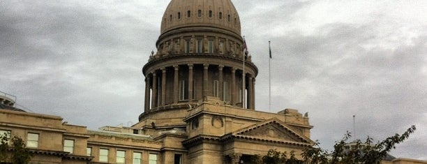 Idaho State Capitol is one of State Capitols.