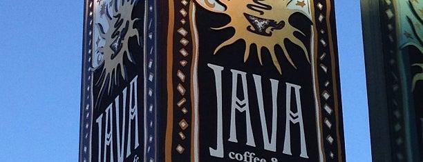 Java is one of Lieux qui ont plu à Crispin.