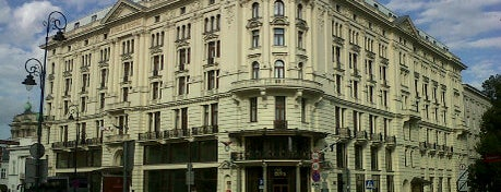 Hotel Bristol is one of Foursquare Specials in Poland.