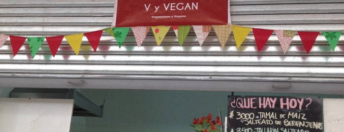 VyVegan is one of Ruta Vegetariana.