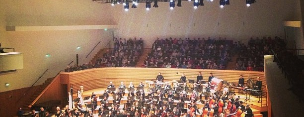 Salle Pleyel is one of Concertology parisienne.