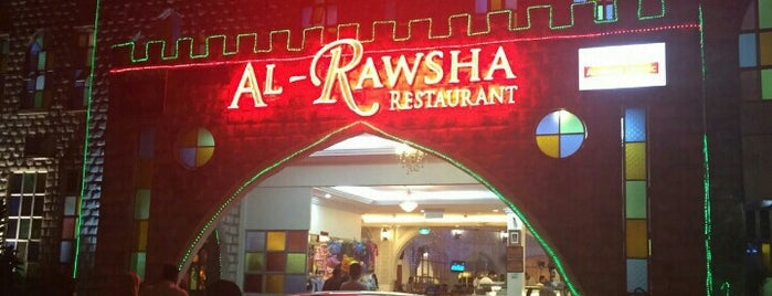 Al Rawsha Restaurant is one of KL Late Night Eating.