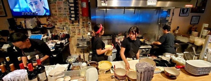Lung Yai Thai Tapas is one of Pixie and Jenna in South Florida.