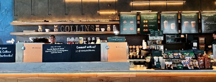 Starbucks is one of Miami - My list.