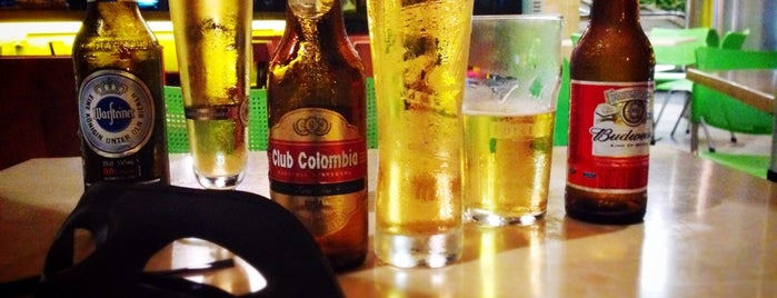 Beer Store is one of Colombia 2014.