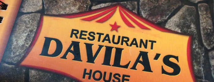 Davila's is one of Lugares frecuentes.