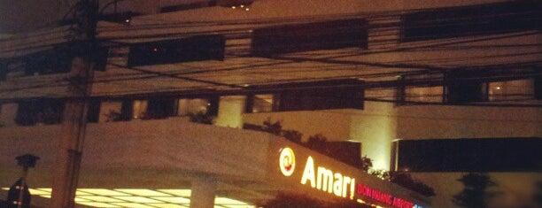 Amari Don Muang Airport Bangkok is one of My airports.