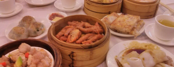 Golden Unicorn Restaurant 麒麟金閣 is one of The Best Dim Sum in New York.
