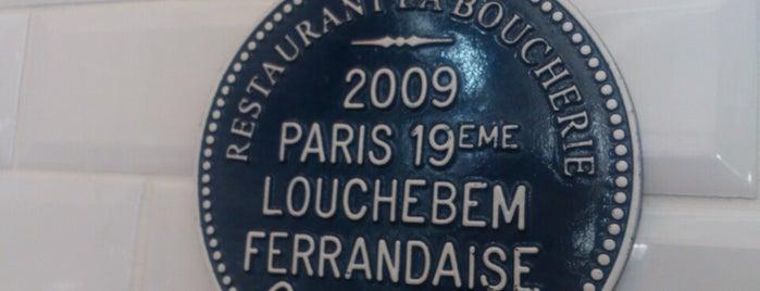 La Boucherie is one of Fransa.