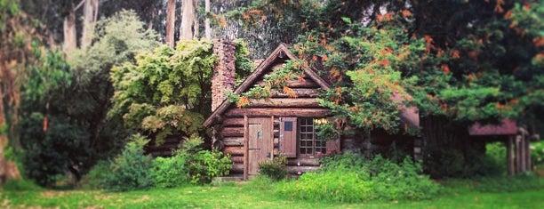 Pioneer Log Cabin is one of San Francisco, CA Spots.