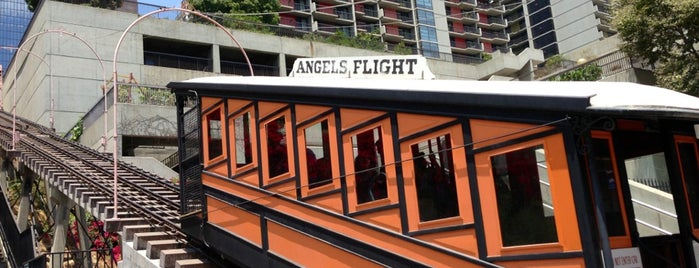 Angels Flight - Lower Station is one of Las Vegas & California.