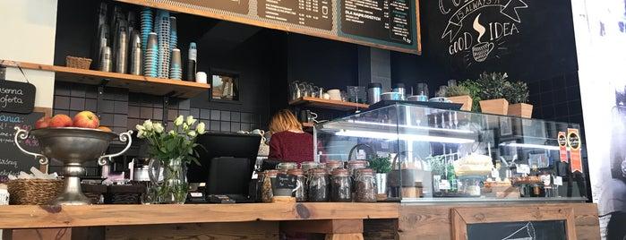 Corona Coffee is one of When you're in Szczecin….